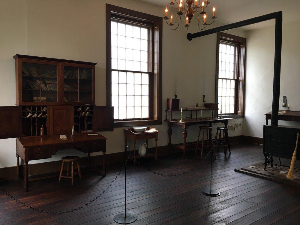 Vandalia Statehouse State Historic Site: 315 W Gallatin St, Vandalia, IL