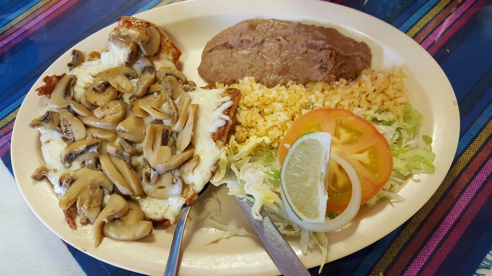 Tekila Mexican Grill: 2920 Tidwell Rd, Houston, TX