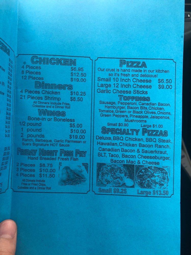 Pizza Pantry: 306 Main St, Darlington, WI