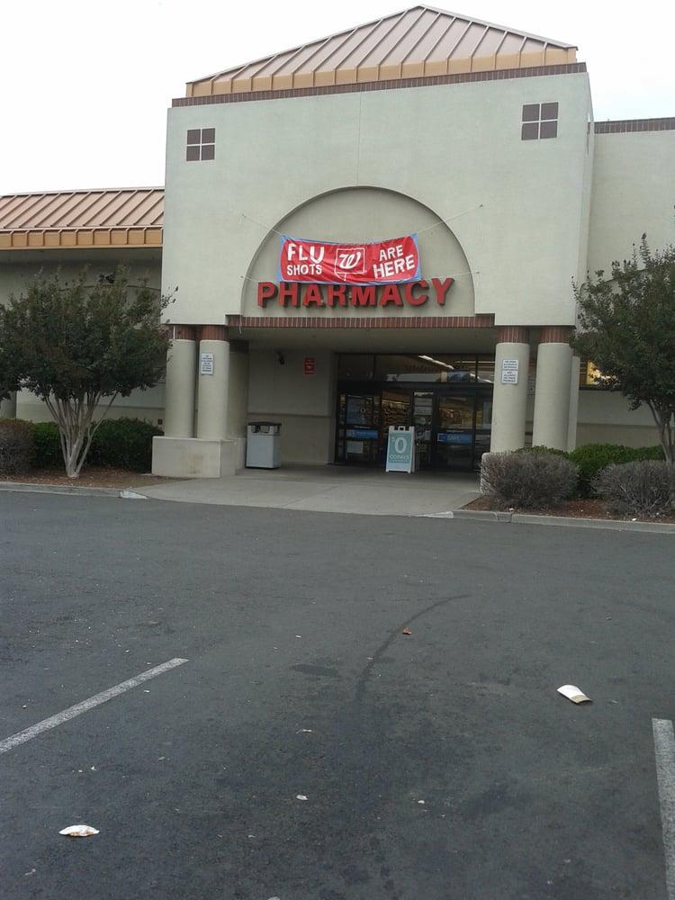 Walgreens: 1050 Redwood St, Vallejo, CA
