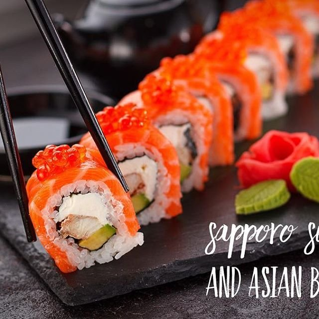 Sapporo Sushi and Asian Bistro: 10060 City Walk Dr, Woodbury, MN