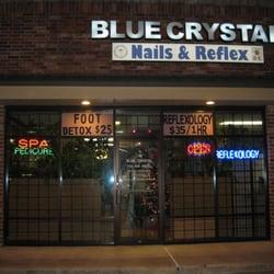 Blue Crystal Reflexology