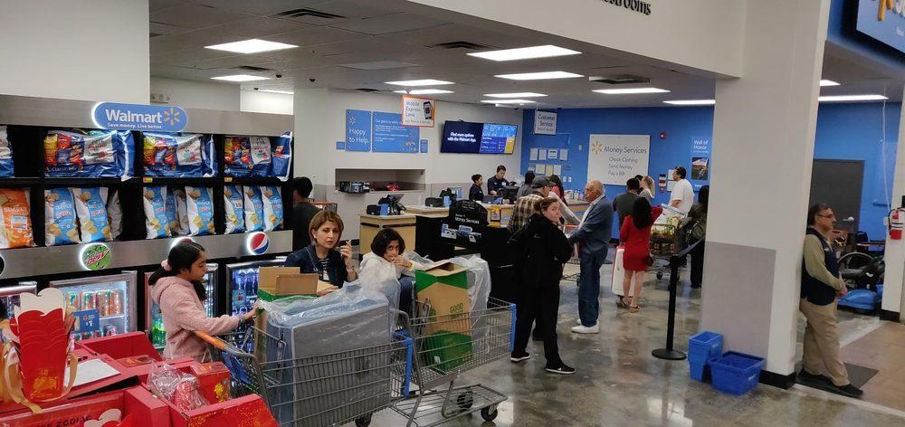 Walmart: 27470 Alicia Pkwy, Laguna Niguel, CA