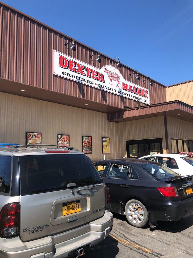 Dexter Neighborhood Market: 104 E Kirby, Dexter, NY
