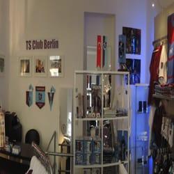 TS Club - Sports Wear - Reichenberger Str  48, Kreuzberg, Berlin