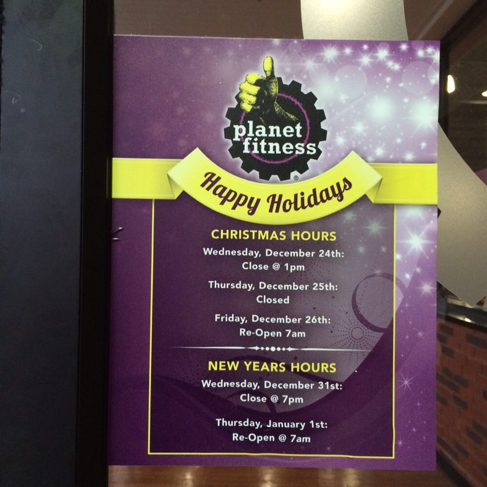 Photo Of Planet Fitness Fort Mill Sc United States 2017 Holiday Hours Yelp