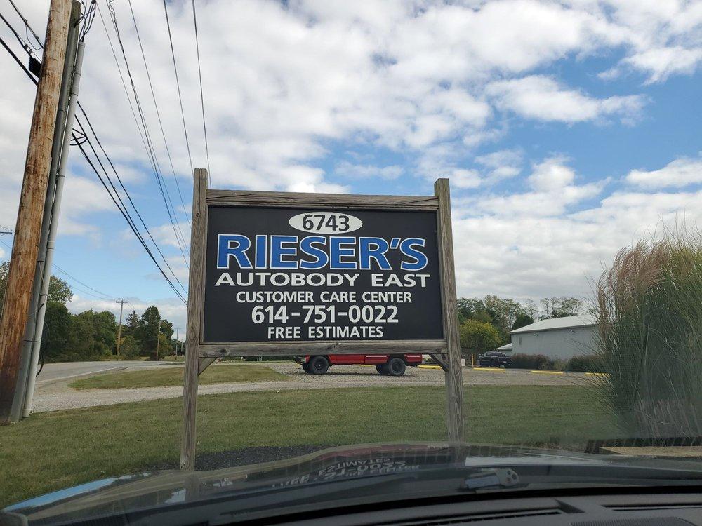 Rieser's Autobody East