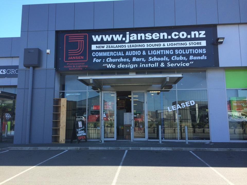 Jansen Professional Audio u0026 Lighting - Lighting Fixtures u0026 Equipment - 3/ 624 Rosebank Rd Auckland - Phone Number - Yelp & Jansen Professional Audio u0026 Lighting - Lighting Fixtures ... azcodes.com