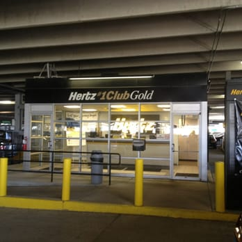 Hertz Rental Car Los Angeles Airport Address