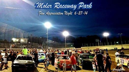 Moler Raceway Park: 2059 Harker Waits Rd, Williamsburg, OH