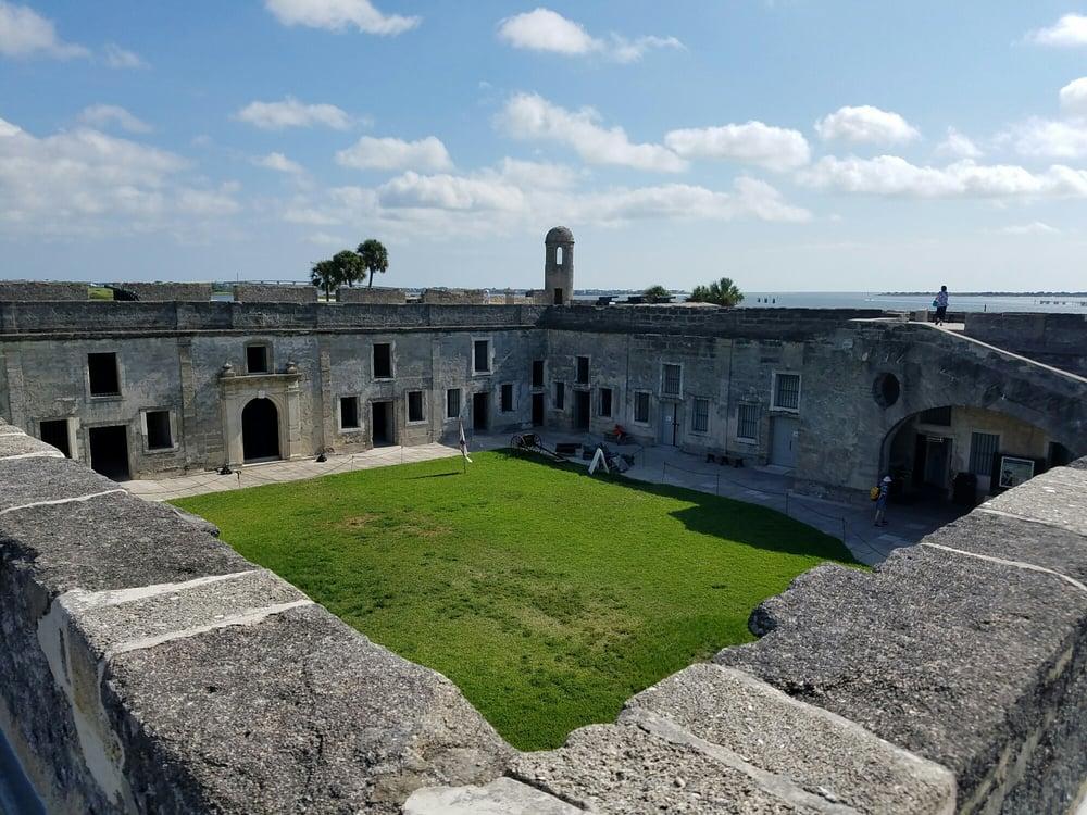El Castillo de San Marco - Yelp