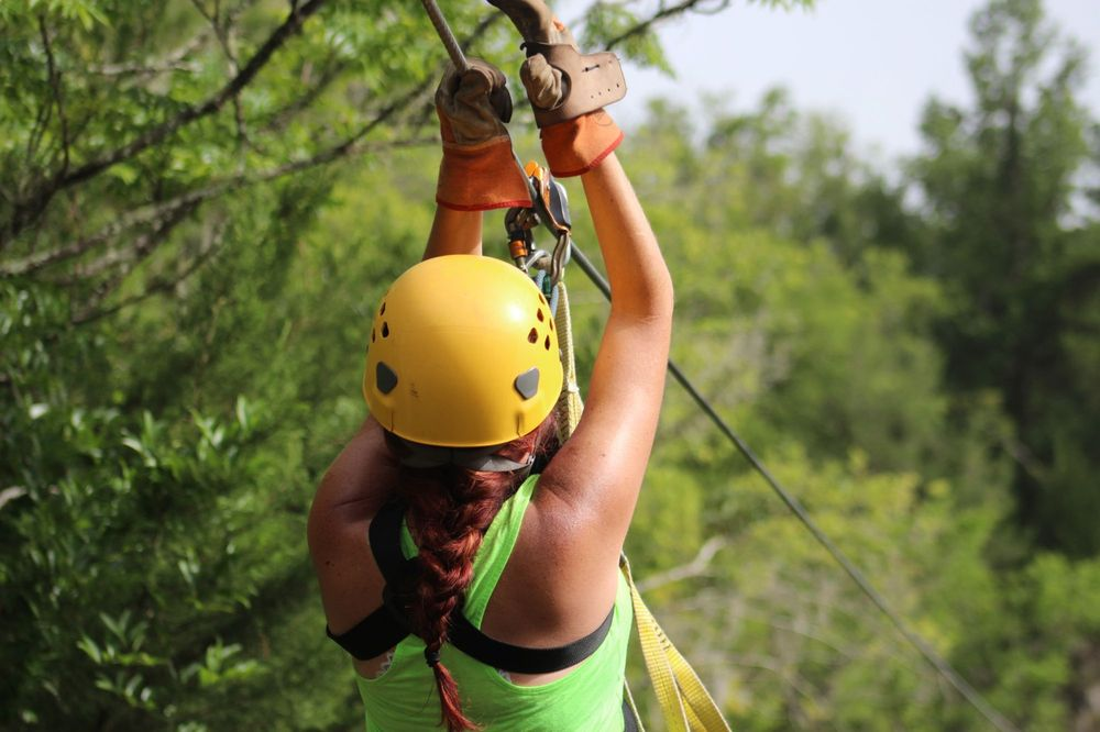 The Canyons Zip Line & Canopy Tours