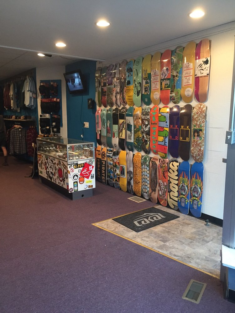 Overcast Skateboard Shop