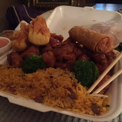 China Garden 13 Reviews Chinese 618 W Broad St Linden Mi