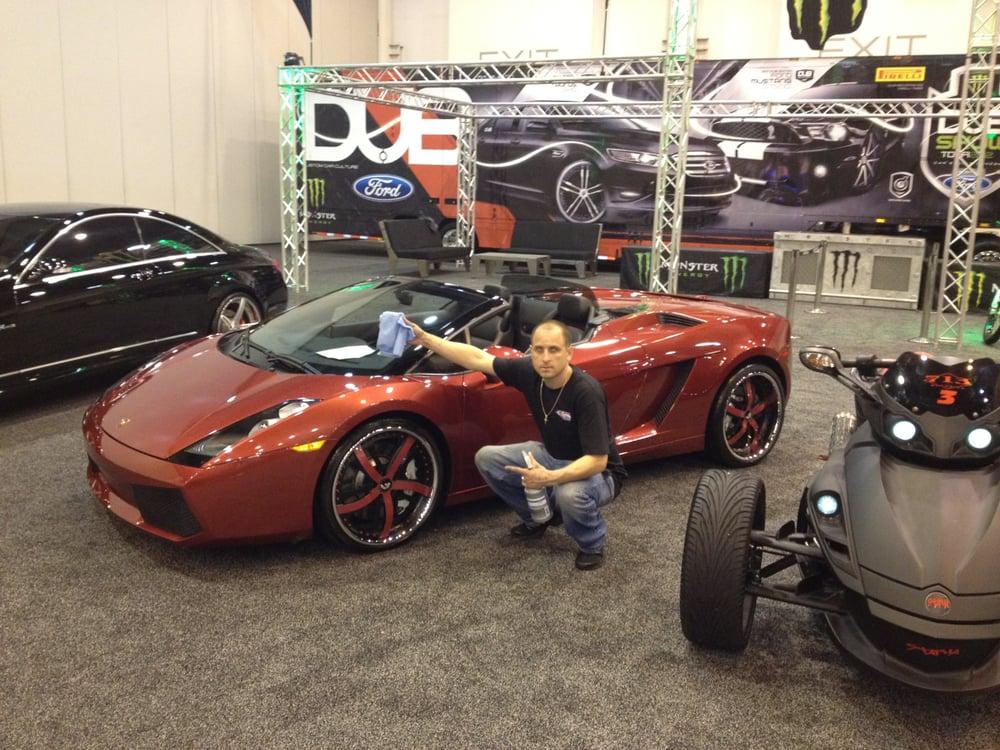 Car Spa Houston: Detailed For 713 Motoring For Houston Dub Show