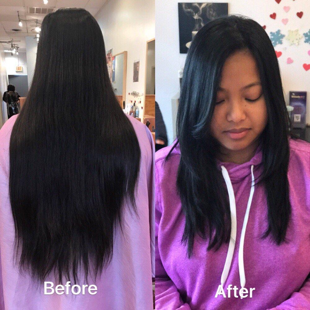 Straight perm groupon - Choah Hair Salon 41 Photos Hair Salons 5838 W Dempster St Morton Grove Il Phone Number Yelp