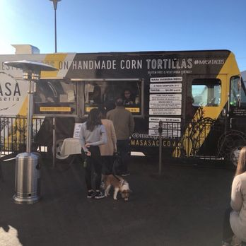 Masa Food Truck Sacramento
