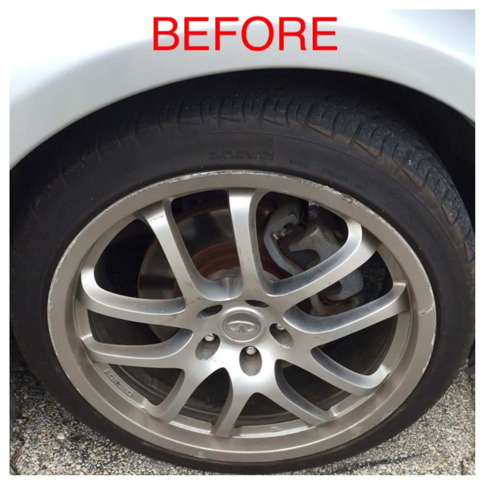 Car Repair Shops Near Me >> Wheel Repair Solutions - 26 Photos & 52 Reviews - Tires - 1441 Patton Pl, Carrollton, TX - Phone ...