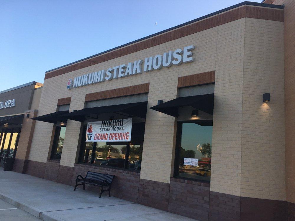 Nukumi Japanese Steakhouse: 20045 Northpark Dr, Kingwood, TX