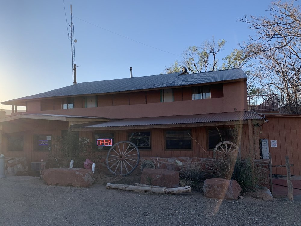 Mexican Hat Lodge: 100 Main Ave US-163, Mexican Hat, UT