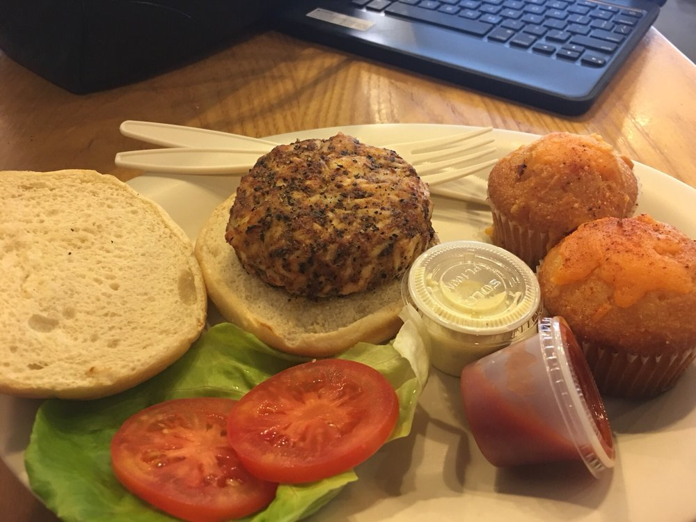 Crab Cake Cafe Oxon Hill Md