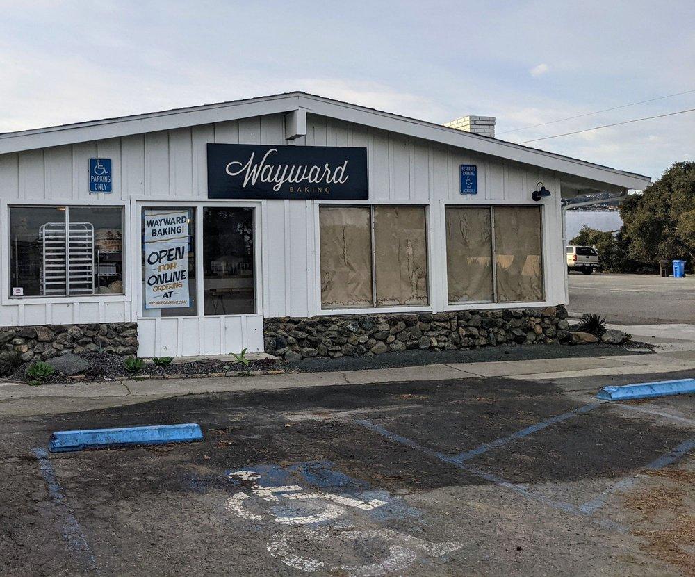 Wayward Baking: 1001 Santa Ynez, Los Osos, CA