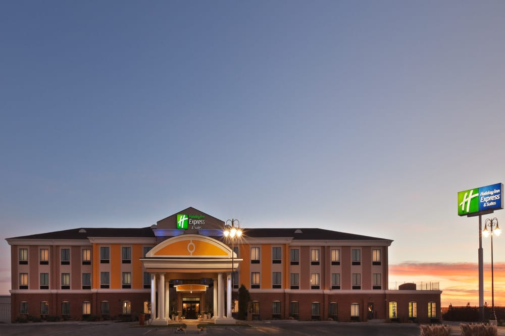 Holiday Inn Express & Suites Lubbock Southwest - Wolfforth: 7921 Presidents Ave, Wolfforth, TX