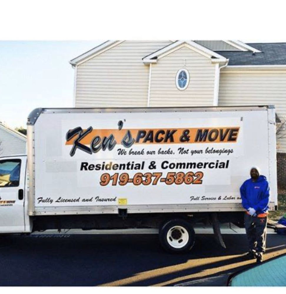 Ken's Pack and Move