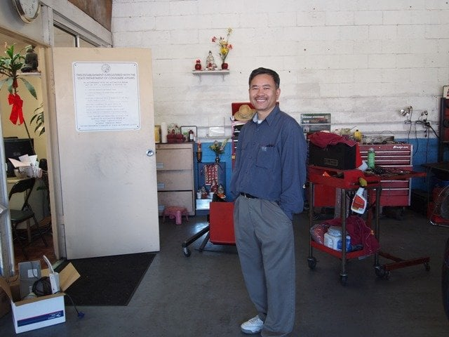 Chau's Automotive: 1470 W San Carlos St, San Jose, CA