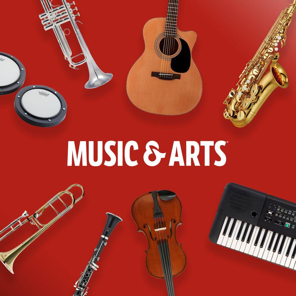 Music & Arts: 617 Potomac Station Dr NE, Leesburg, VA