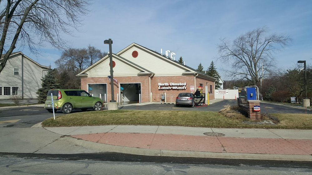 North Olmsted Laser Wash