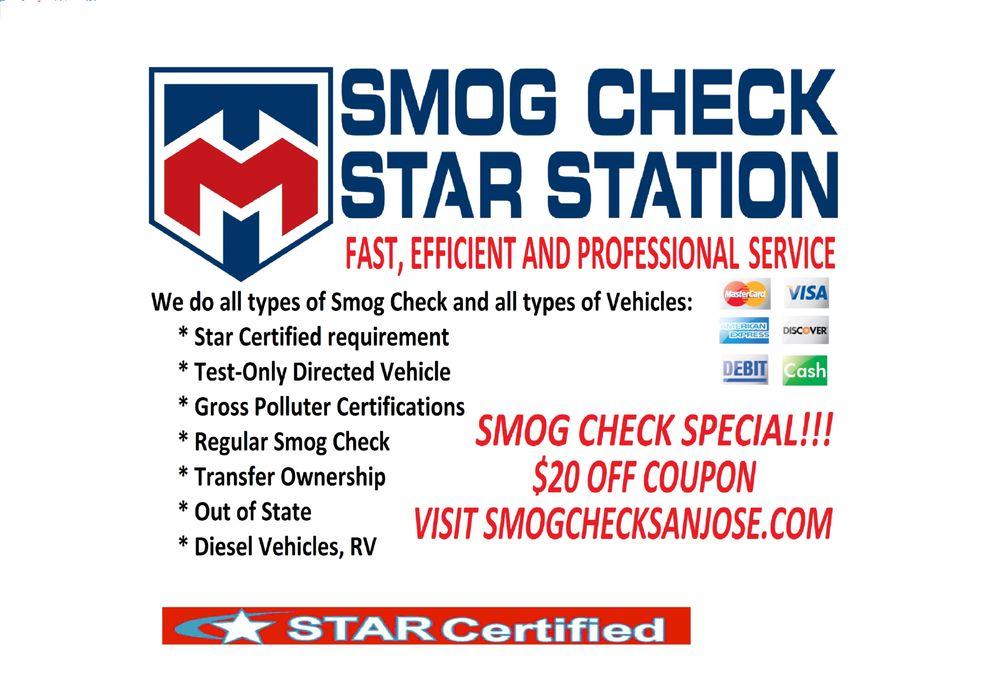 Photos For Mt Smog Check Star Station Yelp