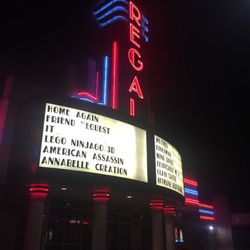 Movie theater in middleburg hts ohio