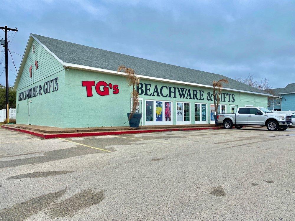 TG'S: 201 N Fulton Beach Rd, Fulton, TX