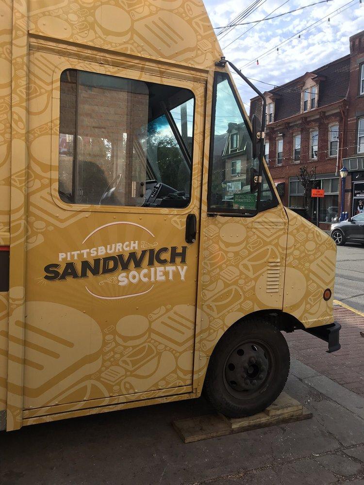 Pittsburgh Sandwich Society - Take Aht