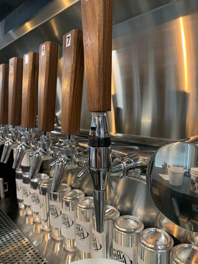 Tilt'em Back Brewery: 205 E Butler Ave, Chalfont, PA