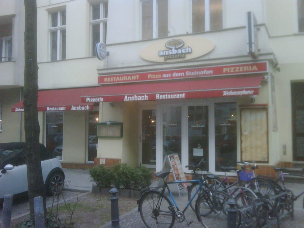 pizzeria ansbach closed italian ansbacher str 11 sch neberg berlin germany. Black Bedroom Furniture Sets. Home Design Ideas