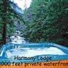 Harmony Lodge Cabin Rentals: Baring, WA