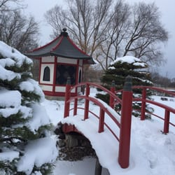 Photo of Normandale Community College - Bloomington, MN, United States. Japanese garden in