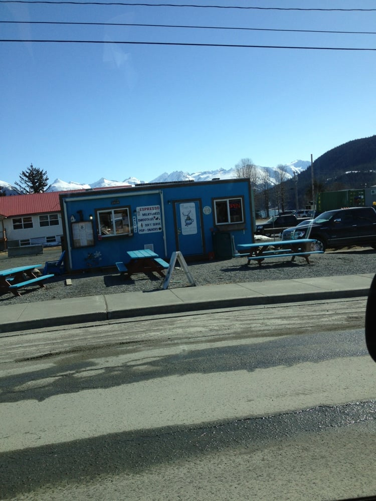 The Hungry Moose: 2nd & Willard St, Haines, AK