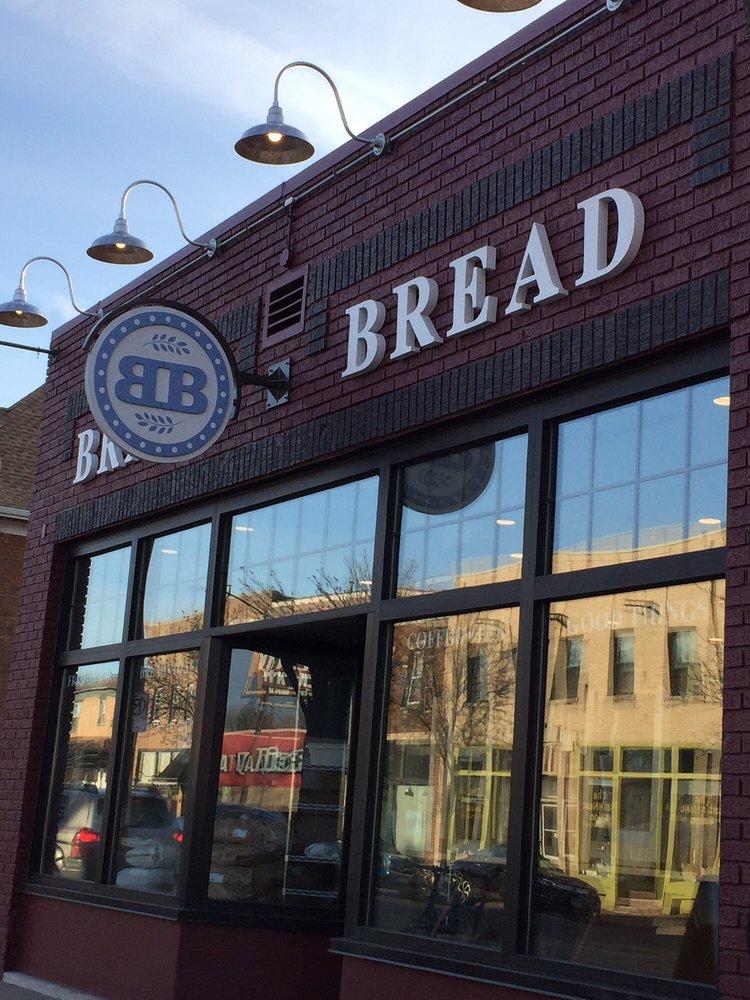 Brake Bread: 1174 7th St W, Saint Paul, MN