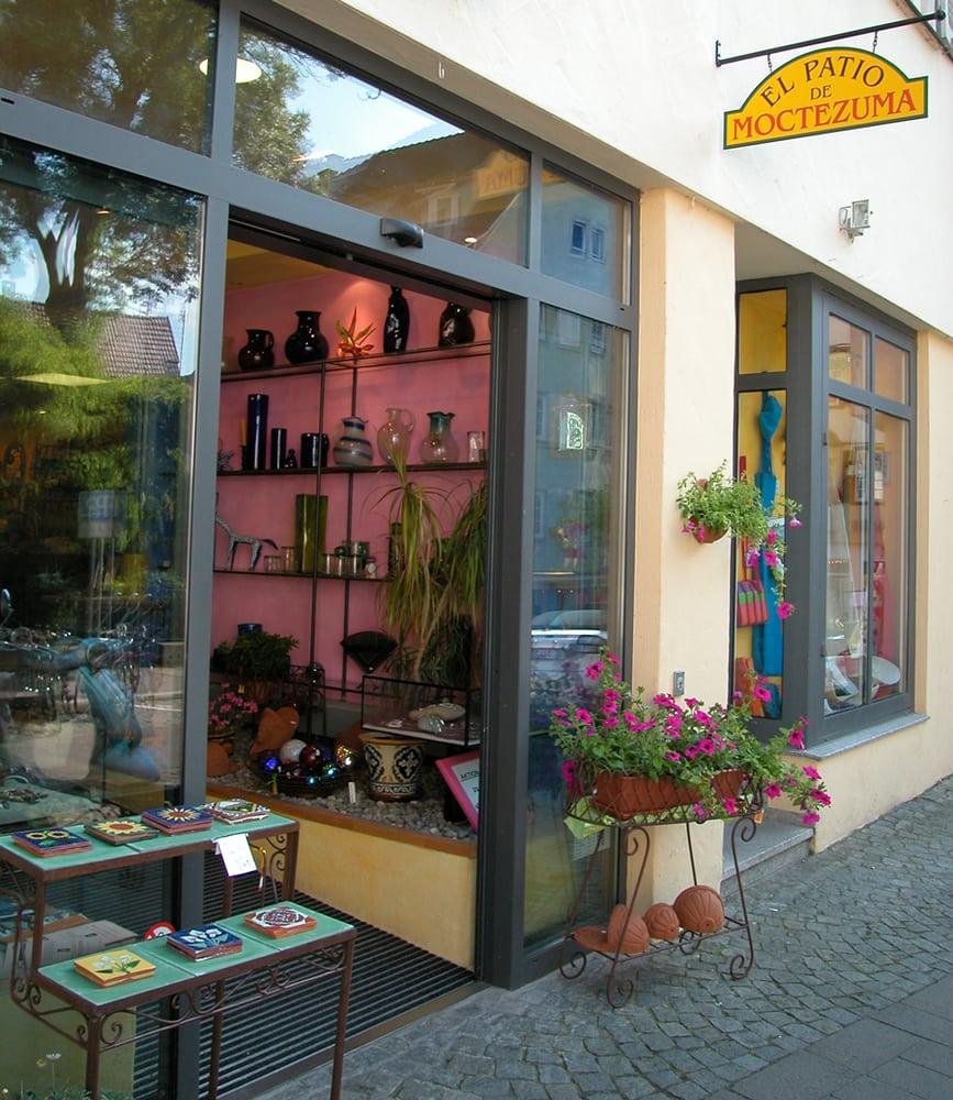 el patio de moctezuma fechado lojas de presentes