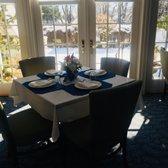 Photo Of Harbor Light Inn   Marblehead, MA, United States. The Dining Area