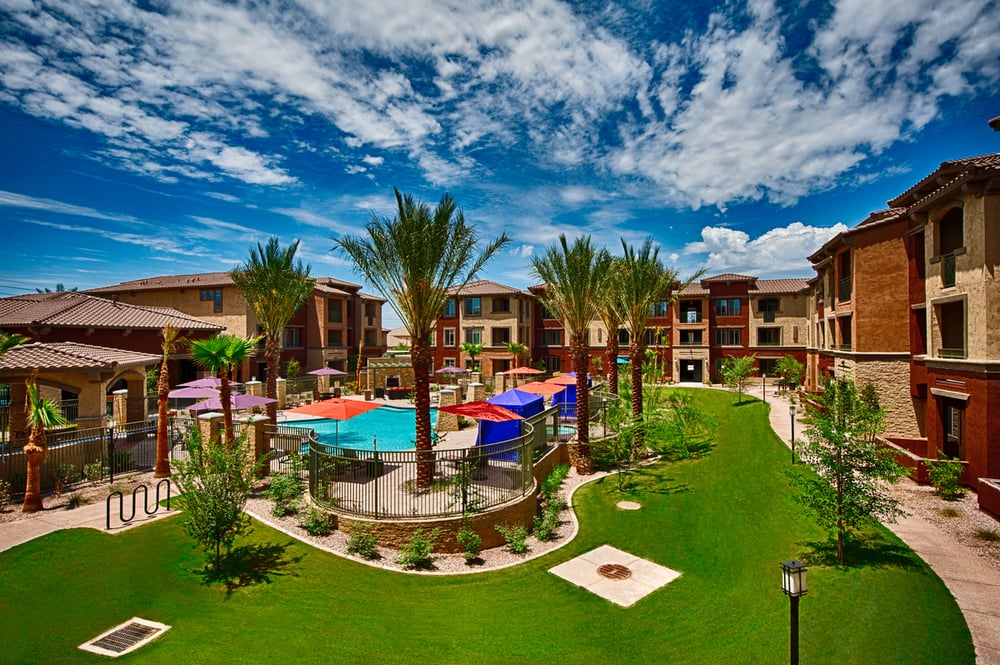 Elevation Chandler Luxury Apartments - Apartments ...
