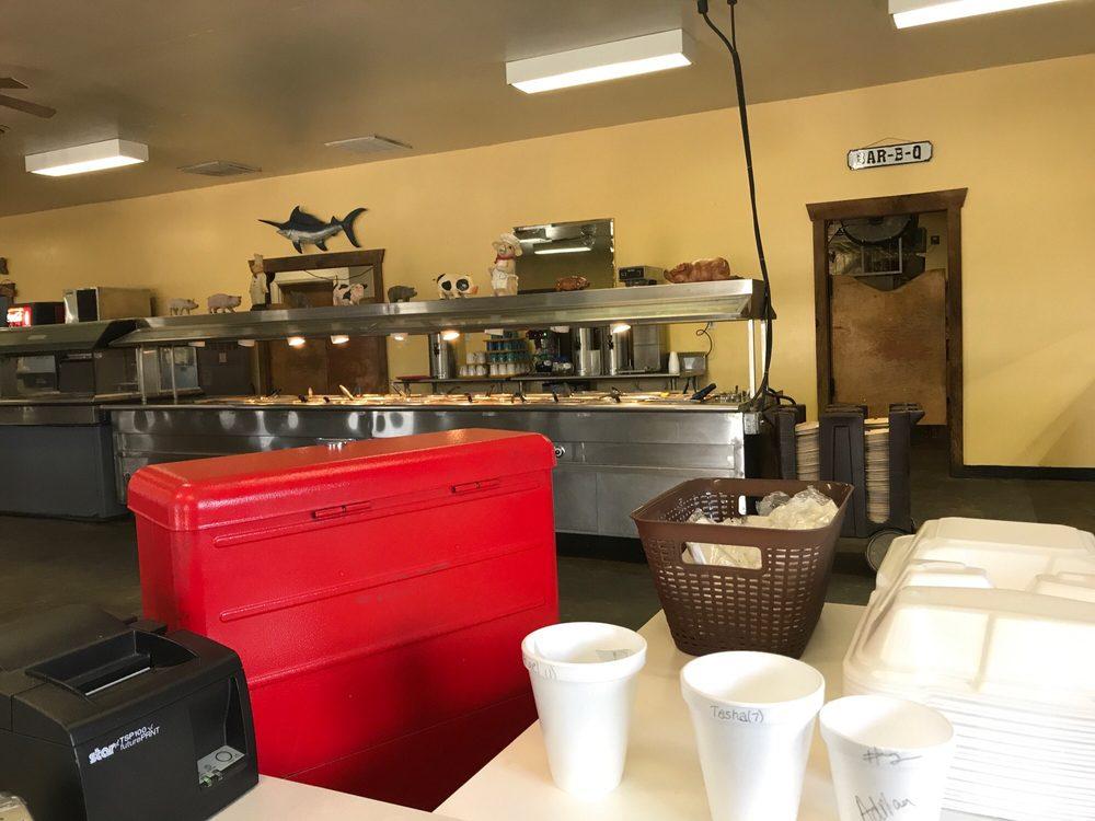 Smokehouse Grill: 5843 Highway 151, Jefferson, SC