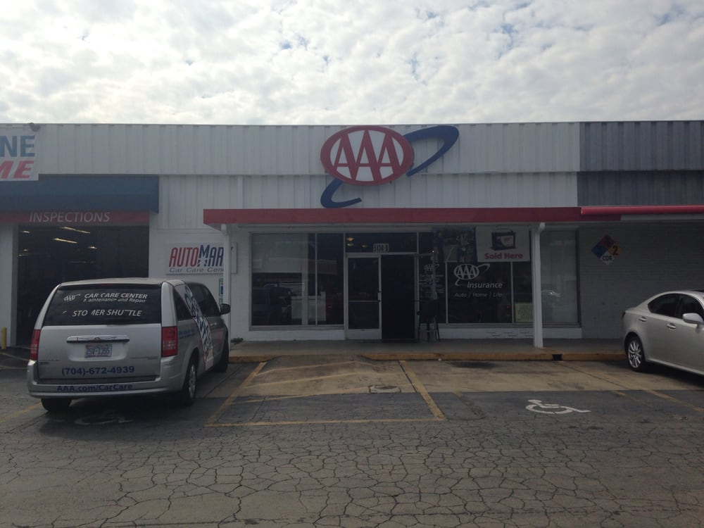 Aaa carolinas geschlossen 15 beitr ge auto for Starmount motors south blvd