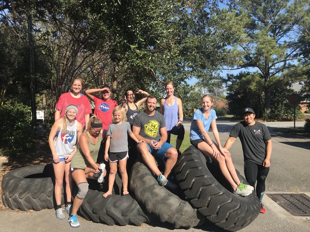Iron Bridge CrossFit