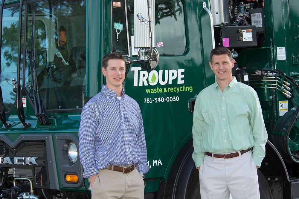 Troupe Waste Services: 1477 Bedford St, Abington, MA