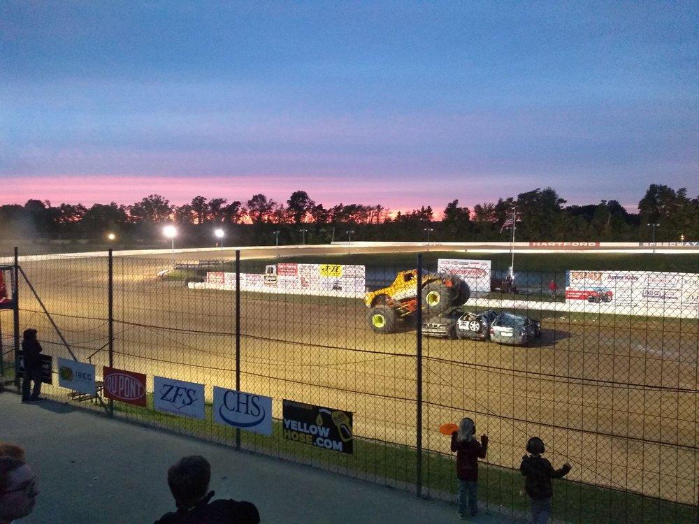 Hartford Motor Speedway: 301 Bowie St, Hartford, MI