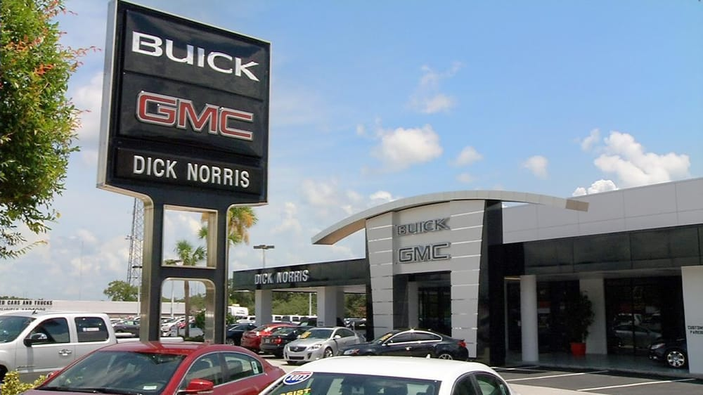 Dick Norris Buick GMC Palm Harbor - 13 Photos & 17 Reviews - Auto Repair - 30777 US Highway 19 ...